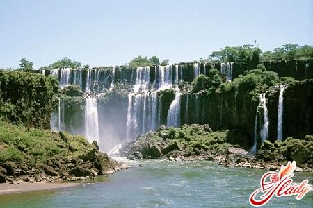 Туры в Игуасу, Бразилия