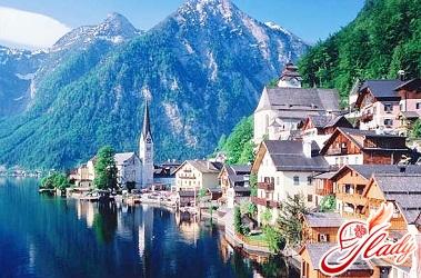 на автомобиле по европе в австрию