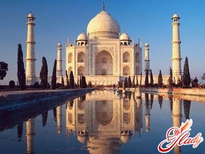 маршрут путешествия по индии