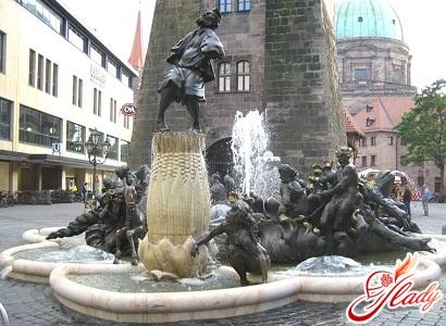 достопримечательности нюрнберга германия