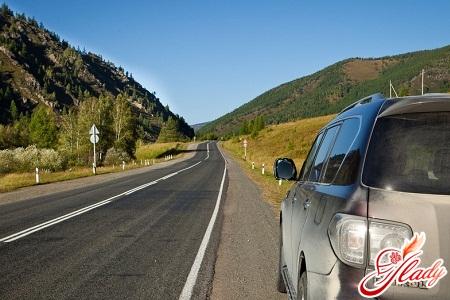 путешествия на автомобиле по россии