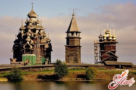 архитектурный ансамбль кижского погоста