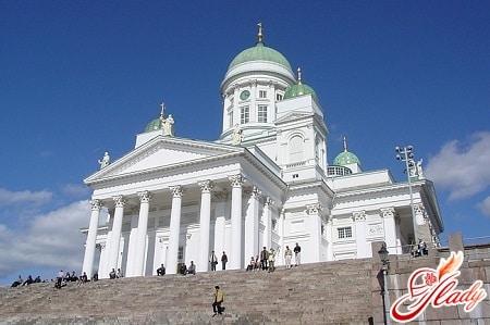 знаменитые достопримечательности финляндии