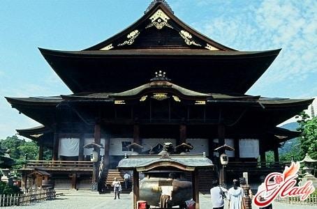 храм дзэнкодзи