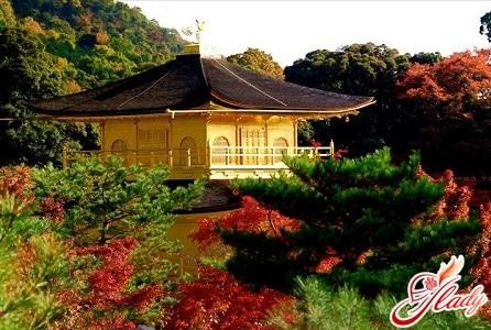храм кинкакудзи