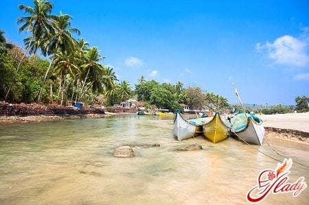 индийский остров гоа
