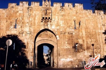 Ворота святого города