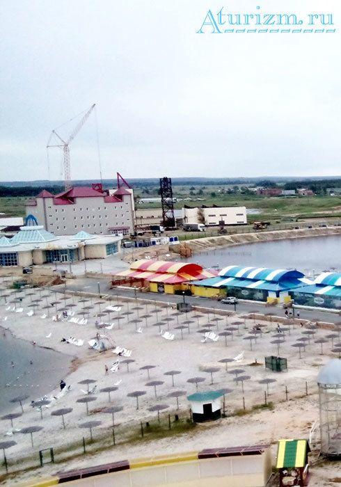 курорт Соль-Илецк