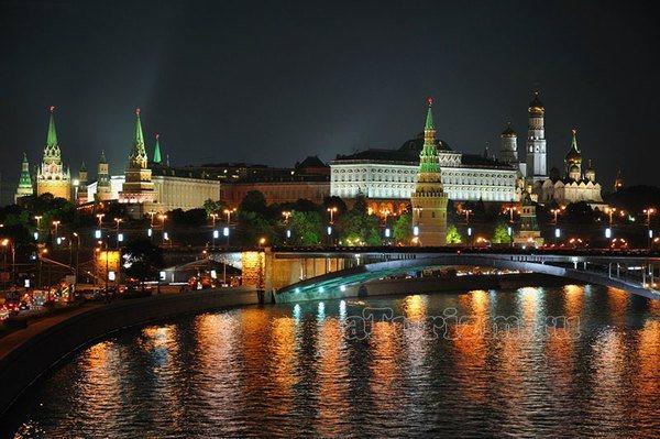 Главная достопримечательность Москвы Красная площадь