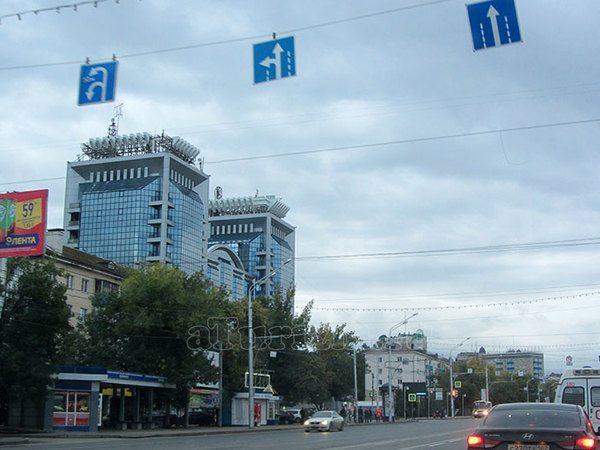 Проспект Октября