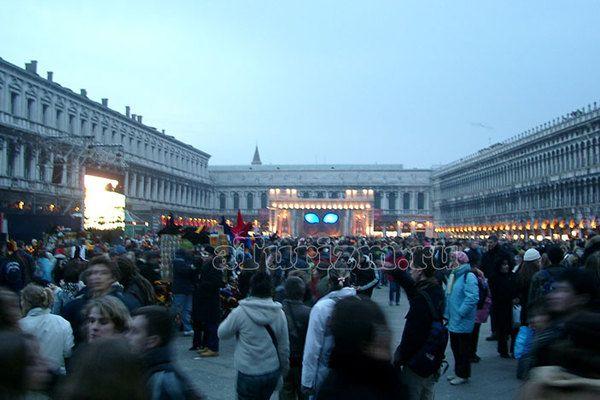 Карнавал в Венеции фото