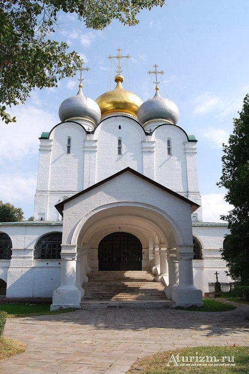 Соборный храм Смоленской иконы Божией Матери