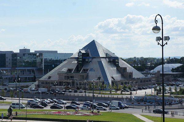 Развлекательный центр «Пирамида»