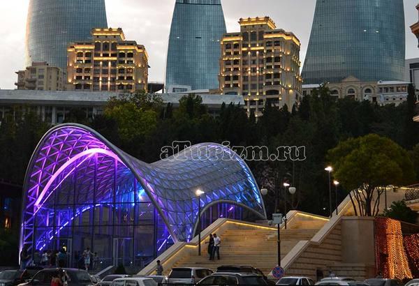 Фото города Баку