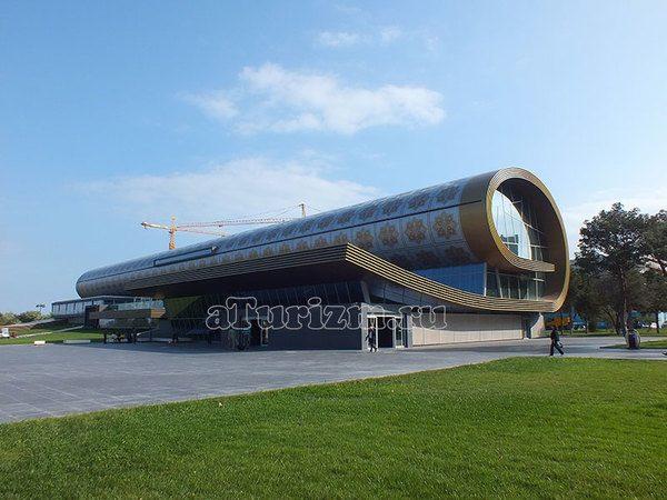 Музей азербайджанского ковра в Баку