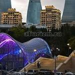 Красивые виды и фото Баку