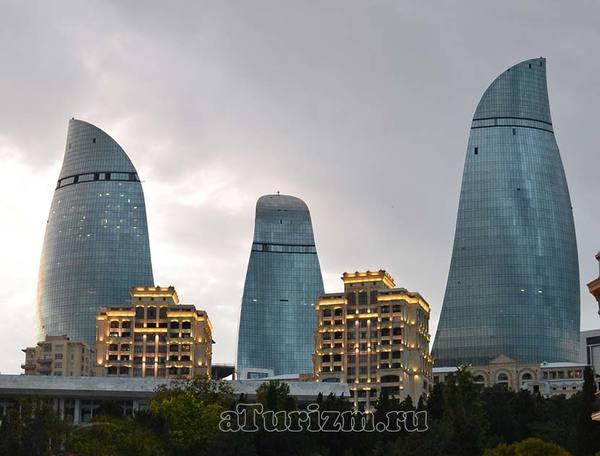 Достопримечательности Баку фото с описанием