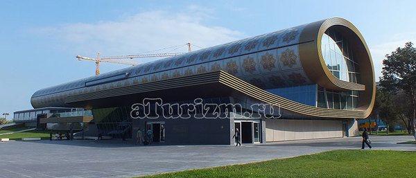 Музей азербайджанского ковра