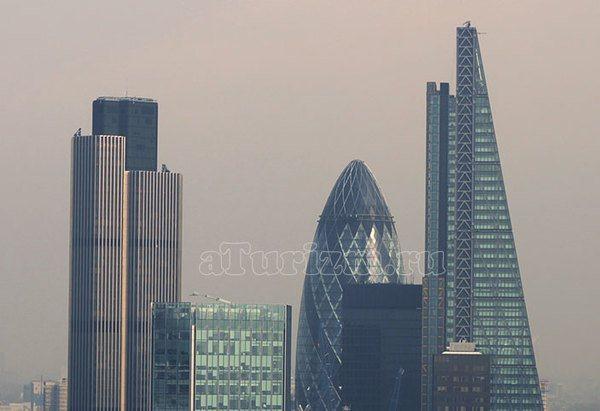 Достопримечательности Лондона фото галерея