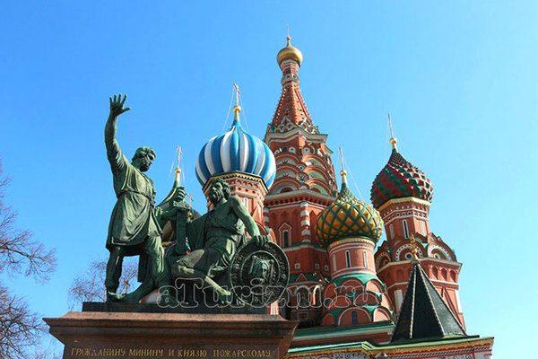 Памятник Минину и Пожарскому