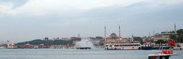 Достопримечательности Стамбула фото и описание