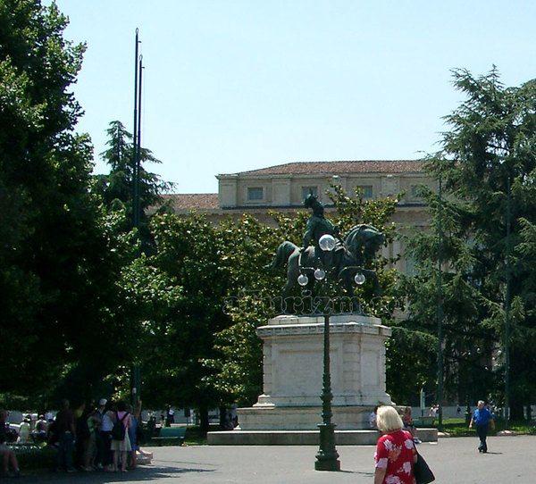 Памятник Виктору Эммануилу II