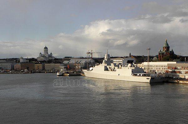 достопримечательности Хельсинки фото