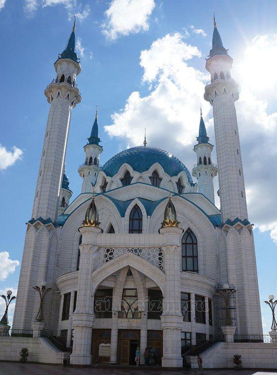 Мечеть Кул-Шариф фото