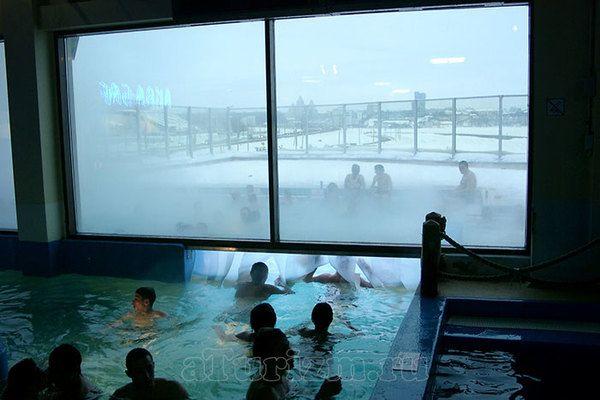 Казанский аквапарк фото бассейна