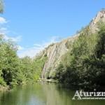 Мурадымовское ущелье — красивый природный парк