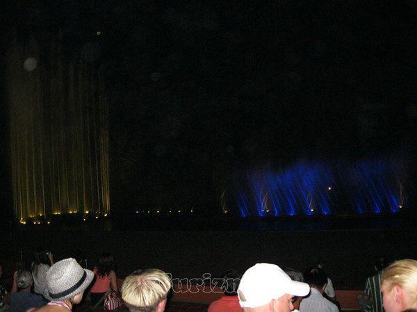 Поющие фонтаны Винперл