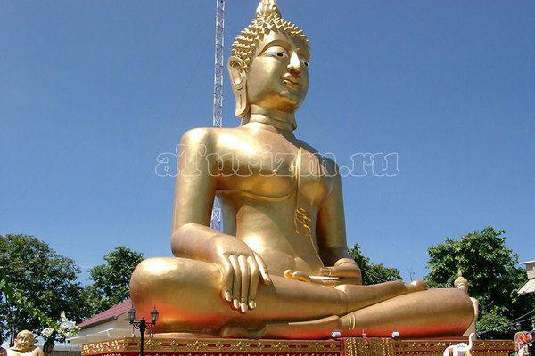 Храм Большого Будды фото