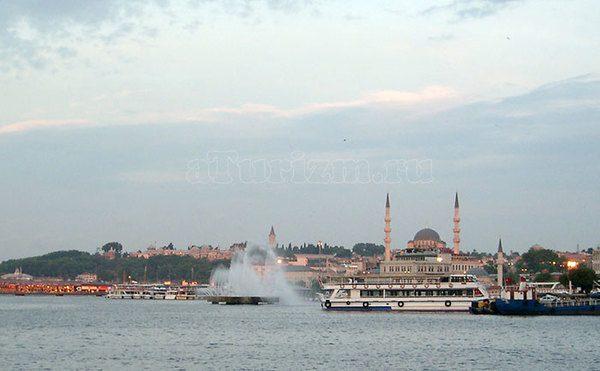 Достопримечательности Стамбула фото