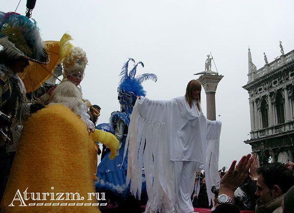 Венецианский карнавал в наше время
