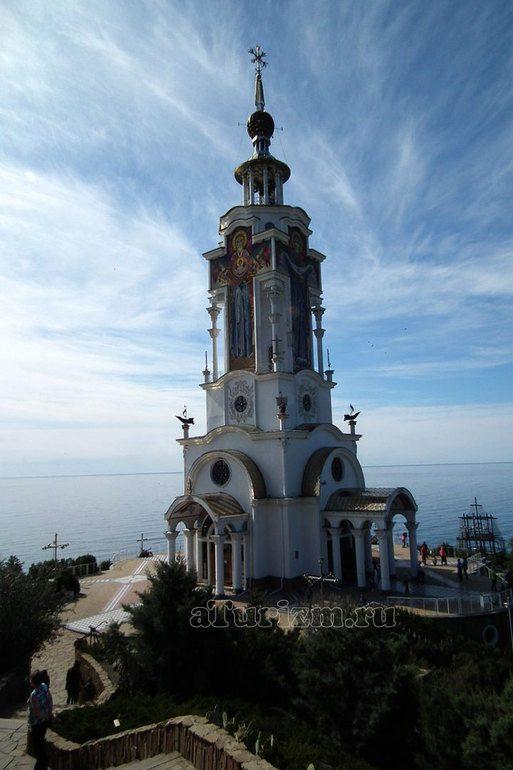 Храм-маяк Святителя Николая Мирликийского