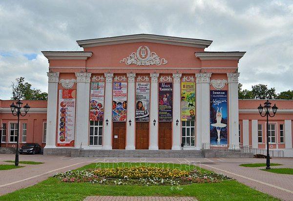 Рязанская областная филармония фото