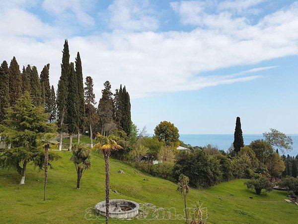 Достопримечательности Абхазии фото с описанием