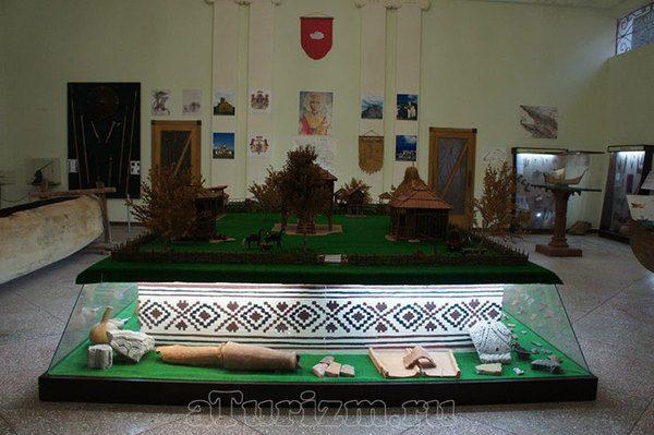 Музей истории Абхазии