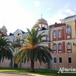 Достопримечательности Абхазии с фото