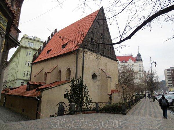Достопримечательности Праги фото галерея