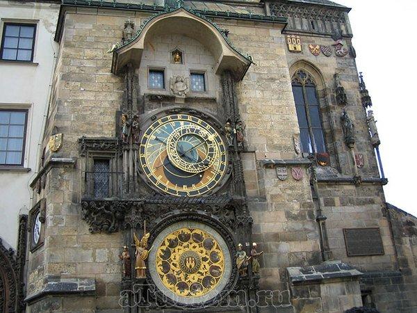 Пражские астрономические часы
