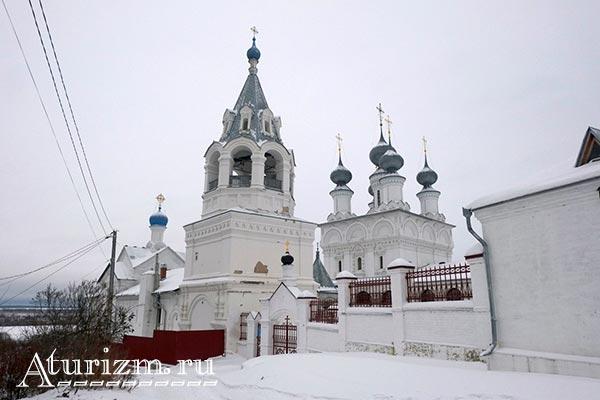 Воскресенский монастырь фото