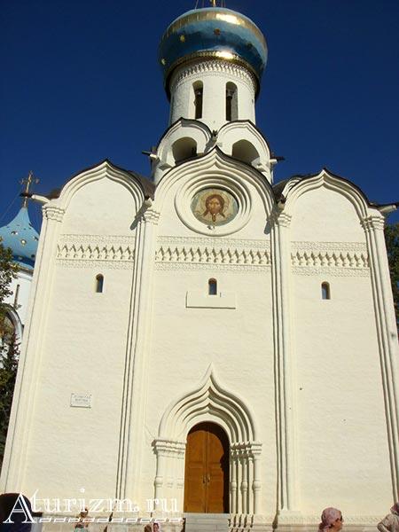Духовская церковь фото