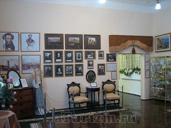 Комната-в-Музее-истории-завода-шампанских-вин-в-доме-Голицына