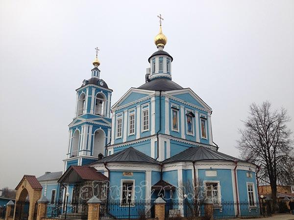 Храм Святых Апостолов Петра и Павла фото
