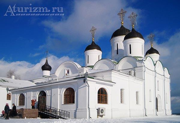 Спасский собор фото