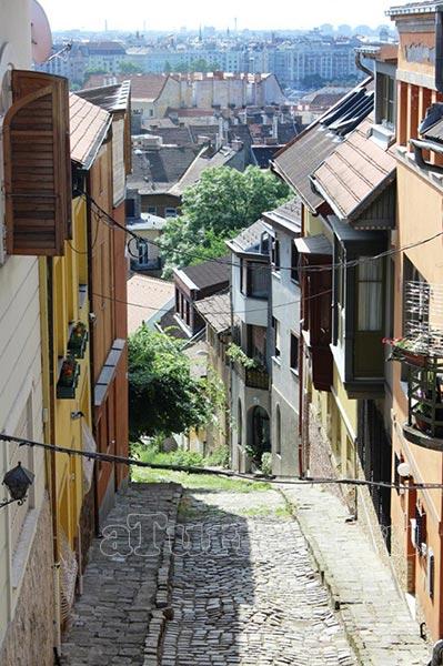 Улица Гюль-Баба