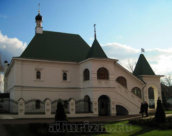 мужской Спасо-Преображенский монастырь (1)