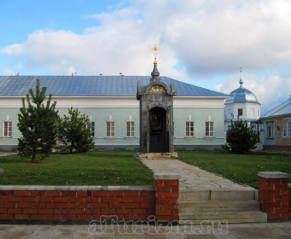 Спасо-Преображенский мужской монастырь в Муроме фото