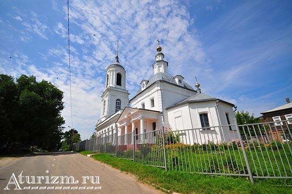 Смоленская церковь фото